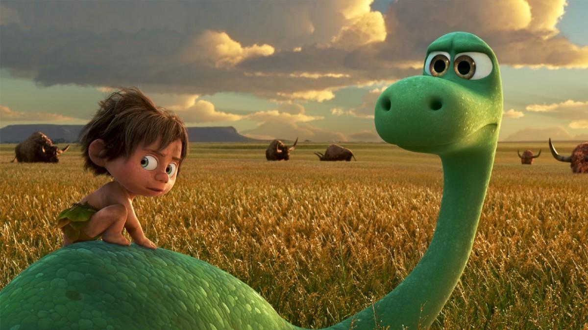 A Viagem de Arlo: a Pixar na pré-história