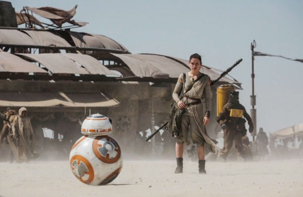 Star Wars VII - O Despertar da Força