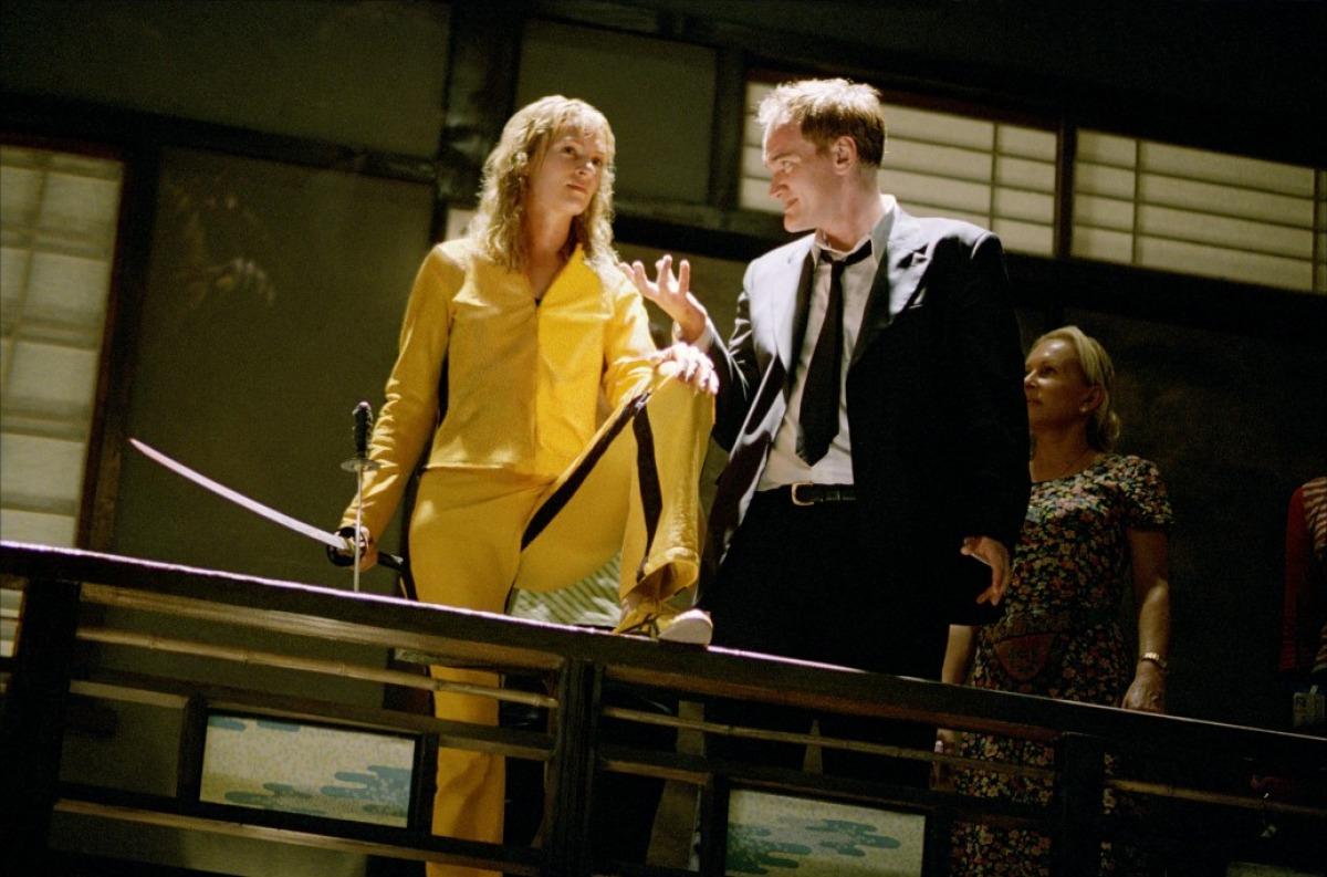 "Tarantino admite possibilidade de realizar ""Kill Bill 3"""