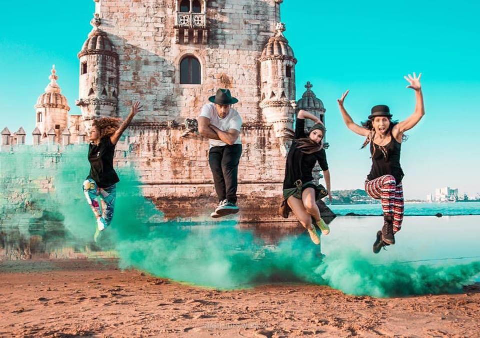 dance project tour