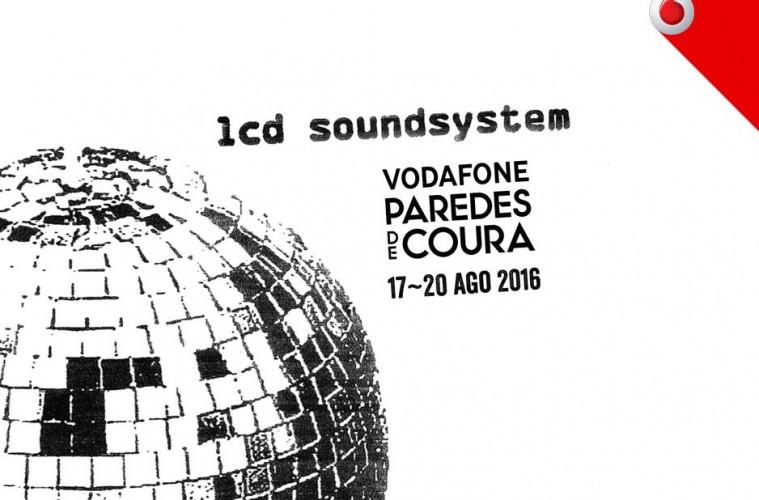LCD Soundsystem em Paredes de Coura
