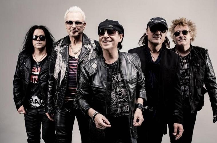 Scorpions celebram 50 anos com concerto em Lisboa