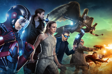 legends of tomorrow / lendas do futuro