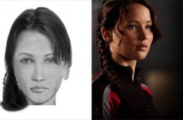 Katniss Everdeen (Jennifer Lawrence) - The Hunger Games - Suzanne Collins