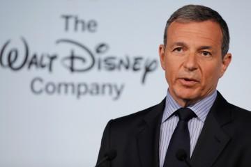 Bob Iger, chefe da Disney