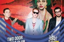 Two Door Cinema Club NOS Alive
