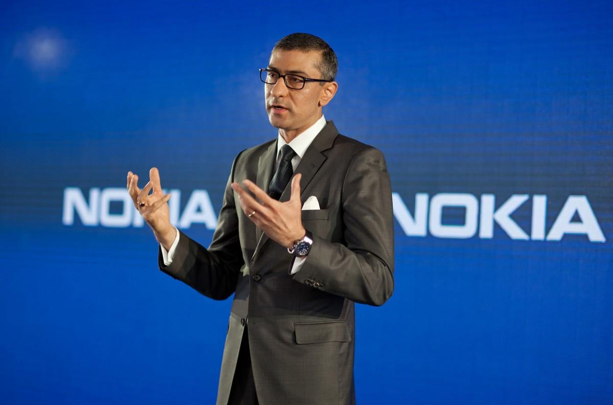 Suri CEO Nokia