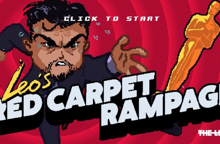 Leonardo DiCaprio no desafio impossível pelo Oscar