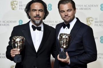 DiCaprio Bafta
