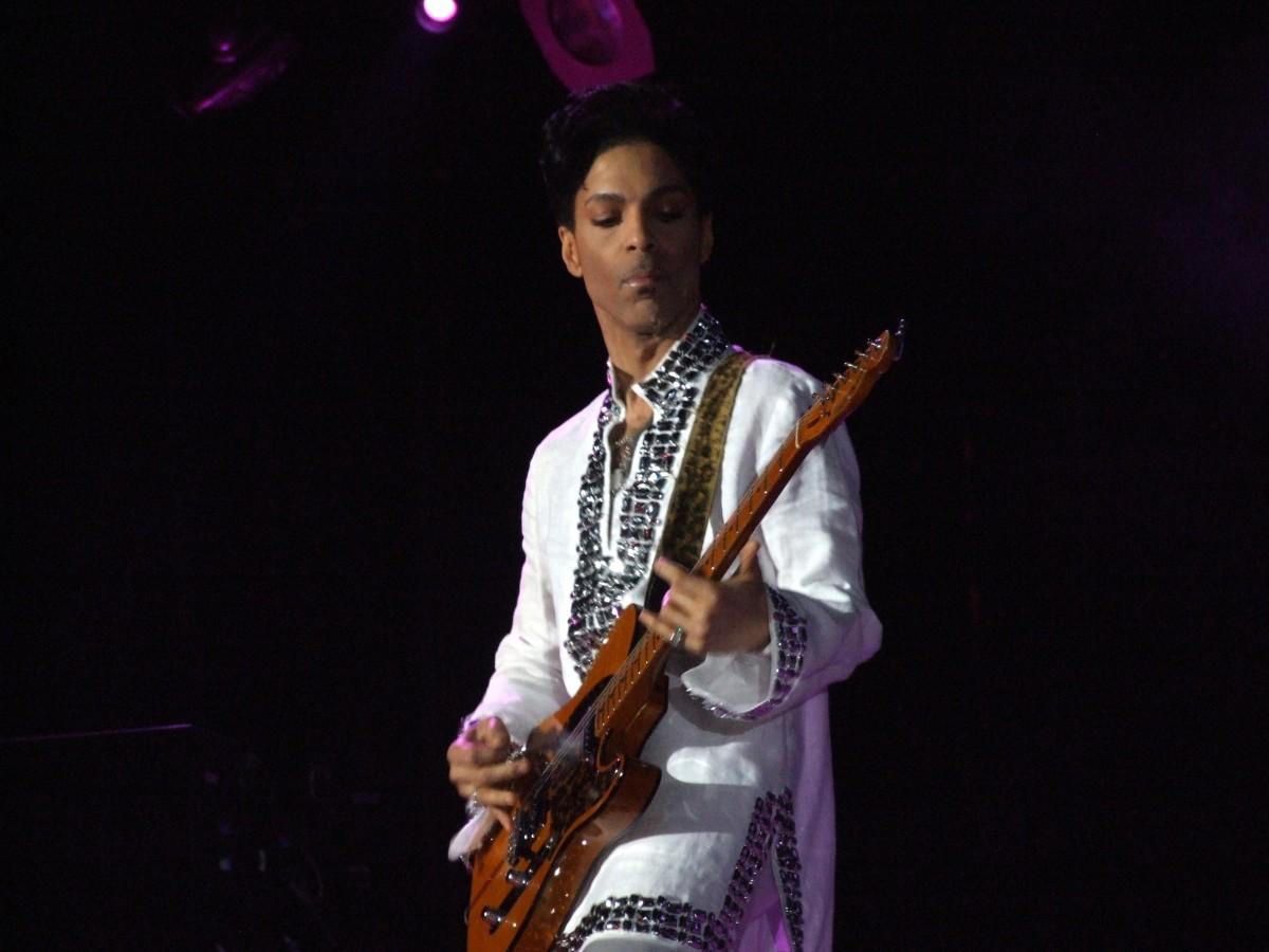 Prince em Coachella (2008)