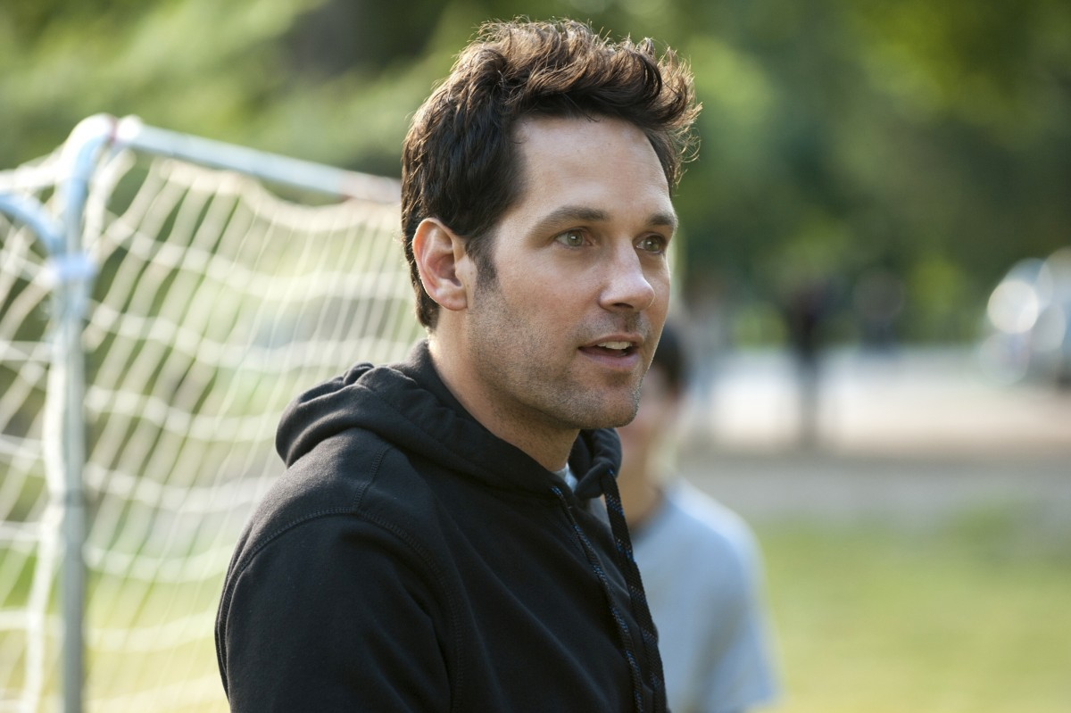 Paul Rudd, The Catcher was a Spy