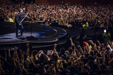 Muse no MEO Arena 2 de Mario