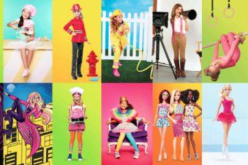 Barbie - Tu podes ser o que quiseres