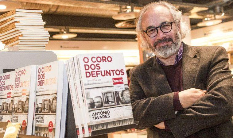 Antonio Tavares livro
