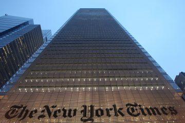 NYT - Jornalismo