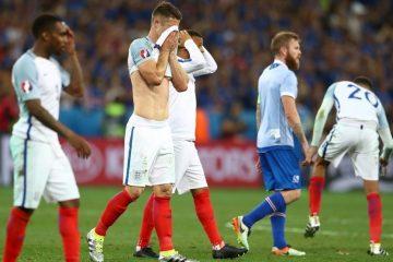 Desfecho dramático para a Inglaterra na RTP1