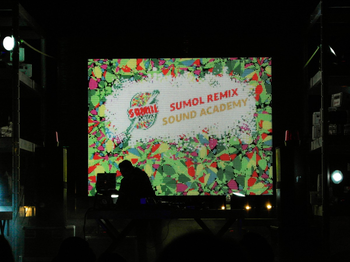 Rastronaut no Sumol Remix Academy