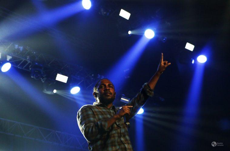Kendrick Lamar SBSR 2016