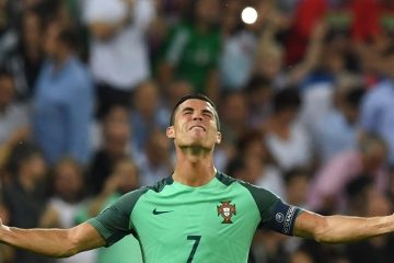 Portugal x País de Gales