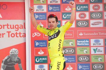 volta a portugal 2016 - etapa 1