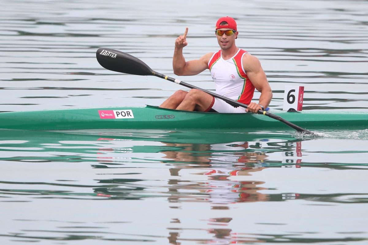 Jogos Olímpicos - Fernando Pimenta