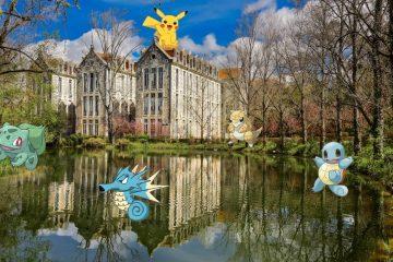 Pokémon Go na Feira dos Frutos