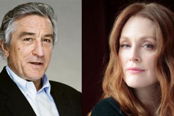 Robert De Niro e Julianne Moore