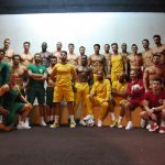 Apresentação da coleção de desporto de Nuno Gama