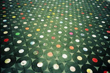 discos, álbum genérica