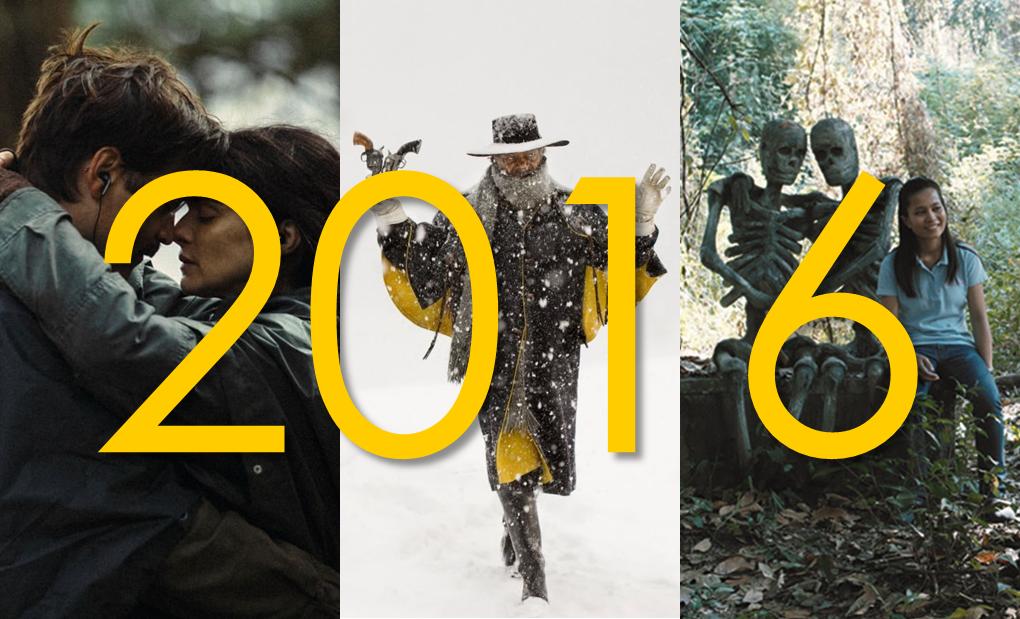 Cinema 2016: As escolhas dos redatores