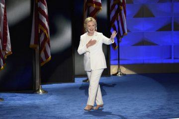 Razzies Hillary Clinton