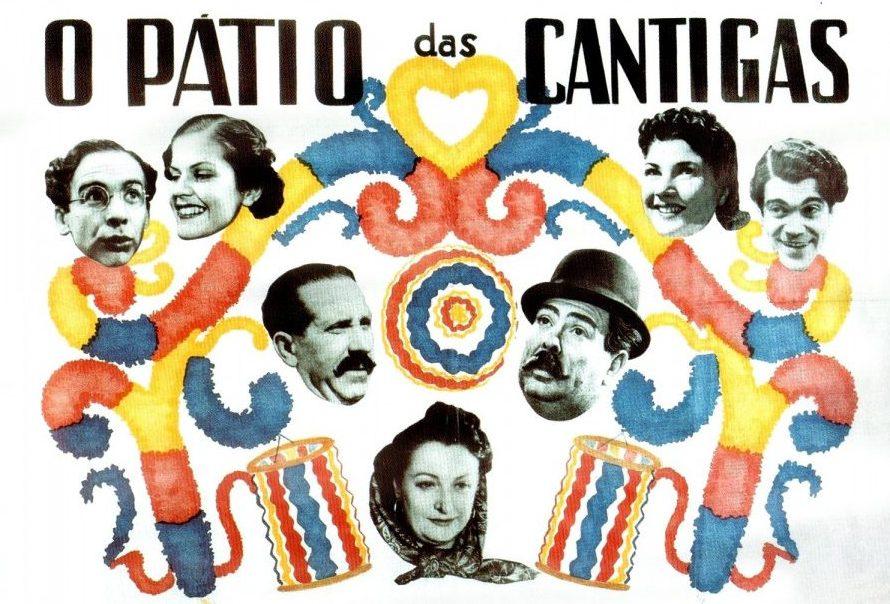 RTP Memória / O Pátio das Cantigas