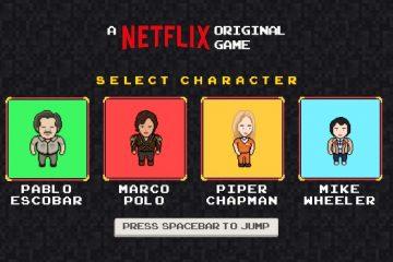 Netflix Runner