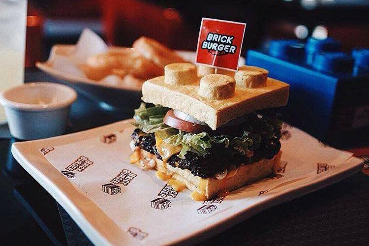 Brick Burger