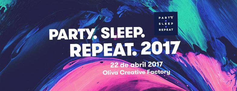 Party Sleep Repeat