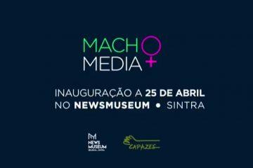 Exposição Macho Media, NewsMuseum