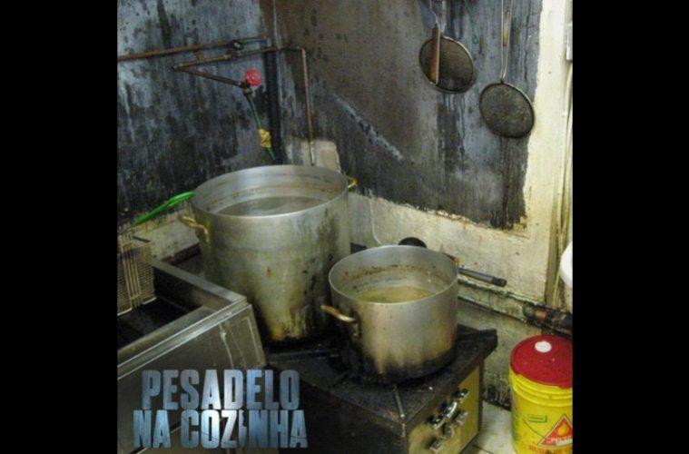 Pesadelo na Cozinha