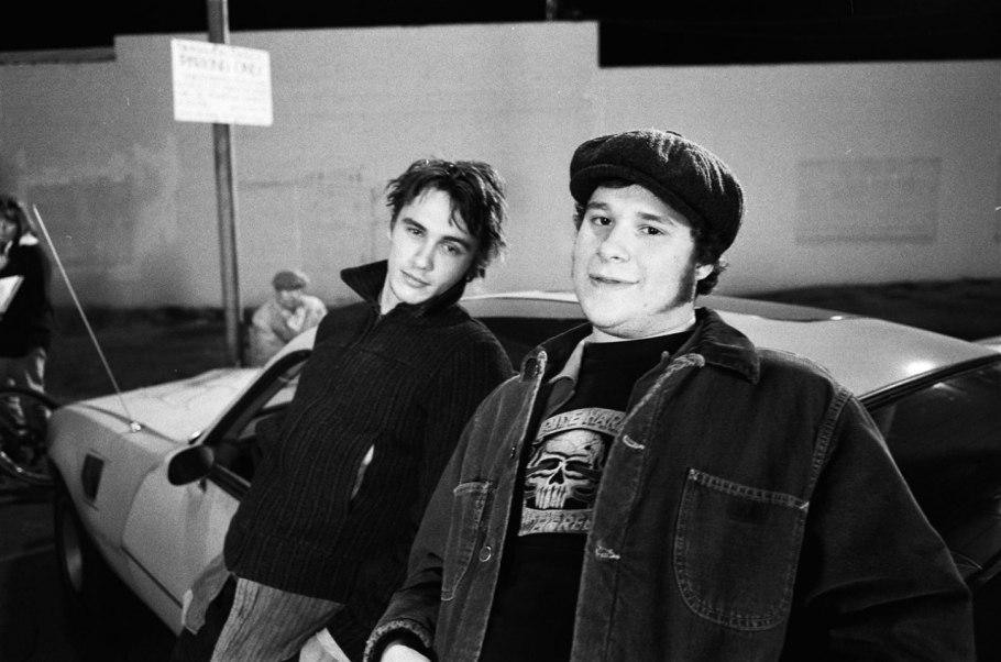 Seth Rogens e James Franco