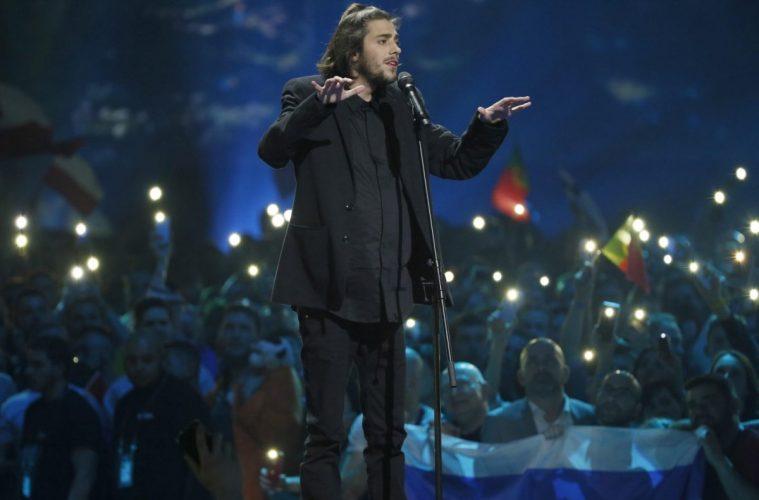 salvador sobral Eurovisão Amar pelos Dois