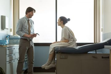 Lily Collins; Keanu Reeves; To The Bone