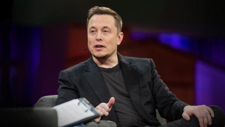 Tesla CEO: Elon Musk