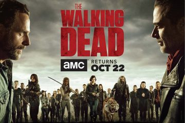 Oitava temporada Walking Dead