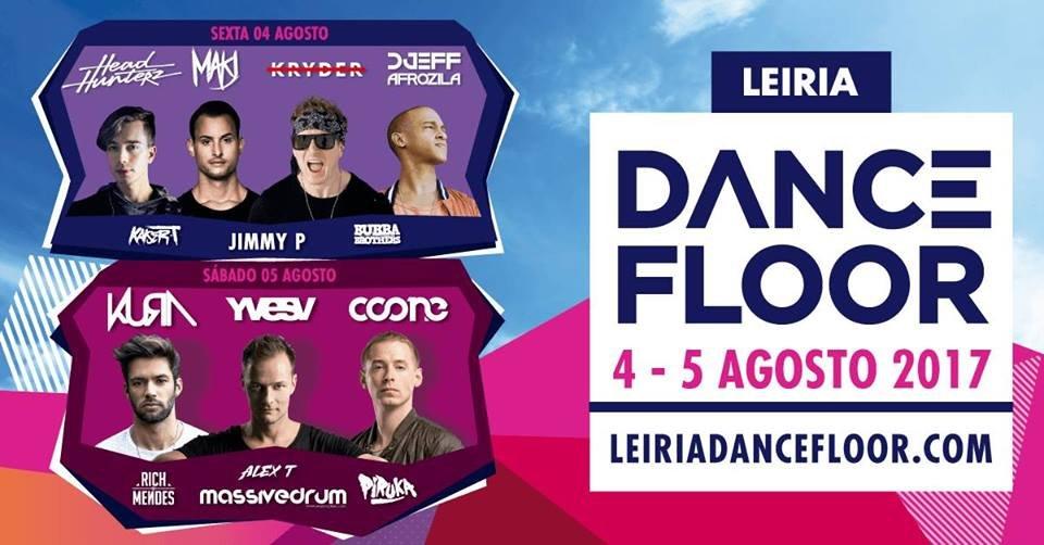 Leiria Dance Floor está de volta