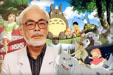 Hayao Miyazaki e Ghibli