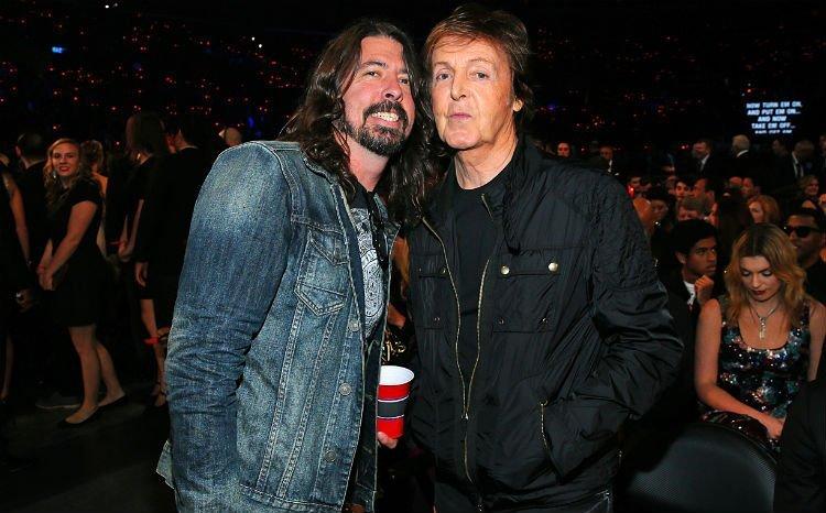 The Beatles meets Foo Fighters