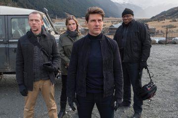 Tom Cruise Missão Impossível 6