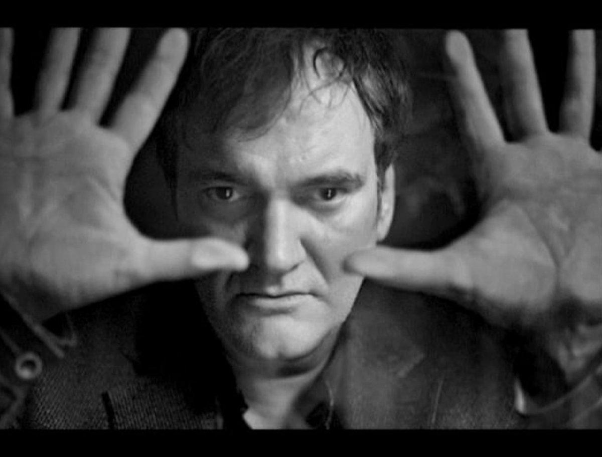 #9 Quentin Tarantino