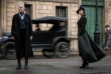 Johnny Depp é Gellert Grindelwald e irá ser o vilão principal deste novo filme