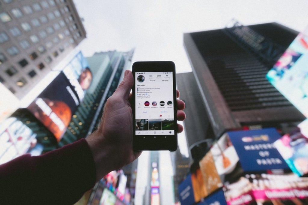O Instagram teve grande impacto tecnológico nos anos 2010s