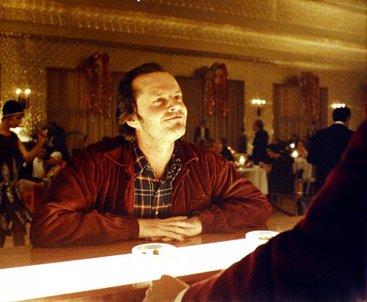 A inesquécivel interpretação de Jack Nicholson no papel de Jack não mereceu qualquer tipo de reconhecimento por parte da Academia